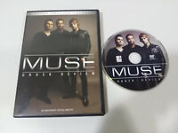 MUSE UNDER REVIEW LIMITED EDITION PACKAGE DVD MULTIZONA 146 MIN - AM