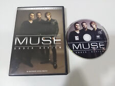 MUSE UNDER REVIEW LIMITED EDITION PACKAGE DVD MULTIZONA 146 MIN