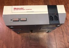 Low Serial Number Original Rare Nintendo Entertainment System Console Only