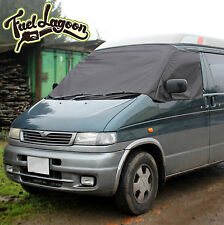 Mazda Bongo Window Screen Cover Wrap Black Out Blind Camper Van Frost Windscreen