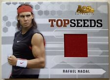 2005 Ace Authentic RAFAEL NADAL Match-Worn Jersey Top Seeds