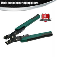 Cable Stripper Cutter Tool Stripping Handle Tools Crimping stripping plier