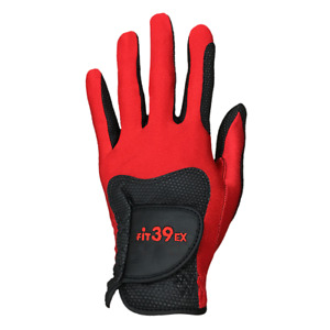2 Pack Fit39 Golf Glove Washable Left Hand Relax Grip Gloves for Women Men F3