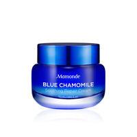 MAMONDE Blue Chamomile Soothing Repair Cream 50ml Free gifts