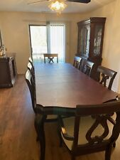 Broyhill Dining Room Set, hardly used and in excellent condition