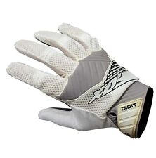 Men's Fox Digit Mountain Bike Cycling Gloves Small White - Old Stock, Blemished