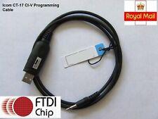 FTDI CT-17 CI-V Cable for Icom IC-7300 IC7400 IC-7600 7610 IC-7700 IC-7800