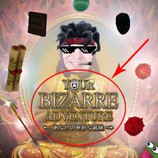 YBA Your Bizarre Adventure Item Shop ROKAS+ARROWS AND COSMETICS ⚡FAST DELIVERY⏰✅