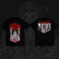 ARCHGOAT The Luciferian Crown T-SHIRT SIZE: LARGE