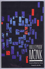 BULLETPROOF MONK GRAPHIC NOVEL - 2002 -Brett Lewis, Micheal Avon Oeming- NM/MINT