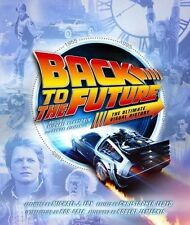 Back to the Future the Ultimate Visual History New Hardcover Book Michael, Atama