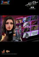 Hot Toys 1/6 MMS520 Battle Angel: Alita_ Box Set _Movie Now HT473Z