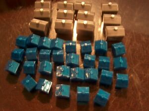 Monopoly Houses Hotels Blue Silver (electronic banking)  0420  W1