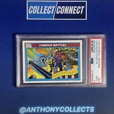 1990 Marvel Universe Fantastic Four Vs. Galactus PSA 9 #89