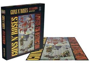 Rock Saws GUNS N' ROSES APPETITE FOR DESTRUCTION I Album 500 piece Jigsaw Puzzle