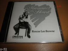 ROSCOE LEE BROWNE solo cd MURMURS of the HEART besame mucho AUTUMN LEAVES