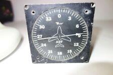 Vintage military Aircraft Bendix ADF radio direction finder