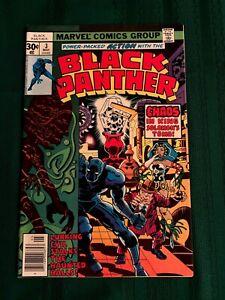Black Panther #3, 1977