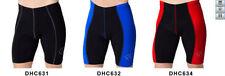 Culottes y pantalones cortos de ciclismo negro
