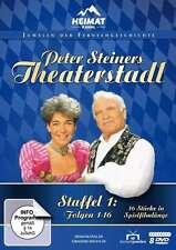 PETER STEINERS THEATERSTADL Temporada 1 Capítulos 1 - 16 SERIE DE TV 8 Caja DVD