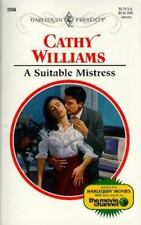 Suitable Mistress (Harlequin Presents), Williams, Good Book