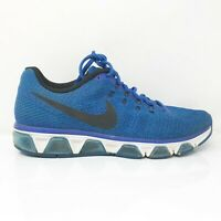 Nike Mens Air Max Tailwind 8 805941-400 Blue Running Shoes Lace Up Low Top Sz 9