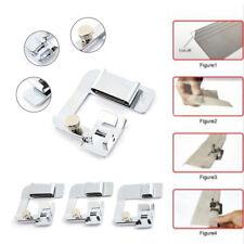 3Pcs Multi Function Domestic Sewing Machine Presser Foot Feet Accessories Set