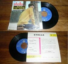 STELLA - Un Air Du Folklore Auvergnat French EP Pop Beat 66'