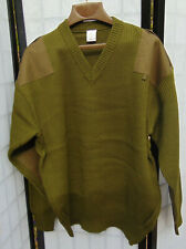 Genuine Italian Commando Size XL wool blend sweater, non-issued,new in packaging