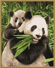 Schipper 609240712 - Dessins Numérotés - Ours Panda - Neuf