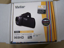 Vivitar 16.1 Mp Digital Camcorder 2.7-inch TFT 969HD - HDMI Out