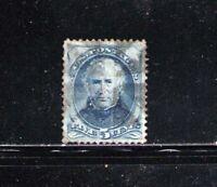 ESTADOS UNIDOS/USA 1875 USED SC.179 Zachary Taylor