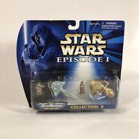 Hasbro Star Wars Episode I MicroMachines Collection II Action Figure Hasbro 1999
