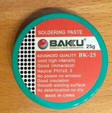 Solid Rosin Welding Soldering Flux Paste 25g soldering paste