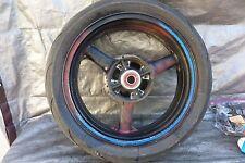 Rear wheel tire rotor ZX6R 03 04 636 Kawasaki #P2