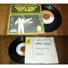 ARTHUR CONLEY - People Sure Act Funny French PS 7' Soul Funk 68'