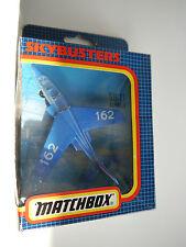 Matchbox Skybusters SB 11 Alpha Jet 162 von 1989 im Originalkarton