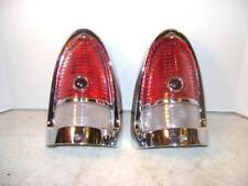 Pair of Reproduction 1955 Belair Nomad 210 150 Tail Light Assemblies