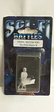 Harlequin Miniatures DOCTOR WHO Metal Figurine DW599 The 5th Fifth Doctor II