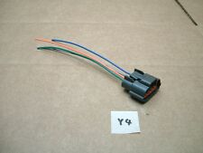 BRAND NEW DISTRIBUTOR plug pigtail fit 93-96 Nissan Altima KA24DE FOUR WIRES