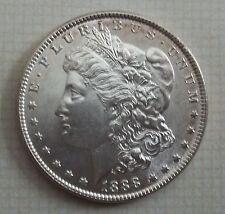 1888 MORGAN $1 SILVER DOLLAR MINT STATE UNC BLAZZER PERSONAL COLLWCTION