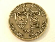 Vietnam 77th Special Forces Group 1st Special Forces 1960 US Army Challenge Coin