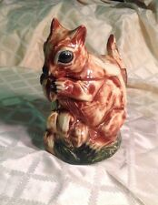 CHIPMUNK COOKIE JAR
