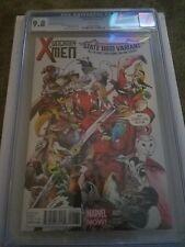 Uncanny x-men #1 Deadpool State Bird Variant Cover 1/50