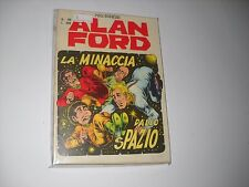 ALAN FORD ORIGINALE NUMERO 96 FIRST EDITION EDITORIALE CORNO PRIMA EDIZIONE!!!