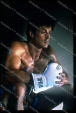 K1B  Sylvester Sly Stallone - Rocky * 35mm Color Slide