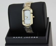 NEW AUTHENTIC MARC JACOBS THE JACOBS GOLD LADIES WOMEN'S LADIES MJ3501 WATCH