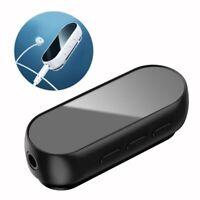 Kabelloser Bluetooth Audio Sender Empfänger AUX Stereo Musik Adapter Universal