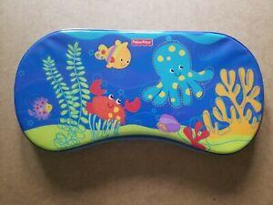 Fisher-Price Ocean Wonders Bath Kneeler Decorative Cushion / Knee Pad