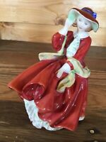 Vintage Royal Doulton Figurine Top Of the Hill HN 1834
